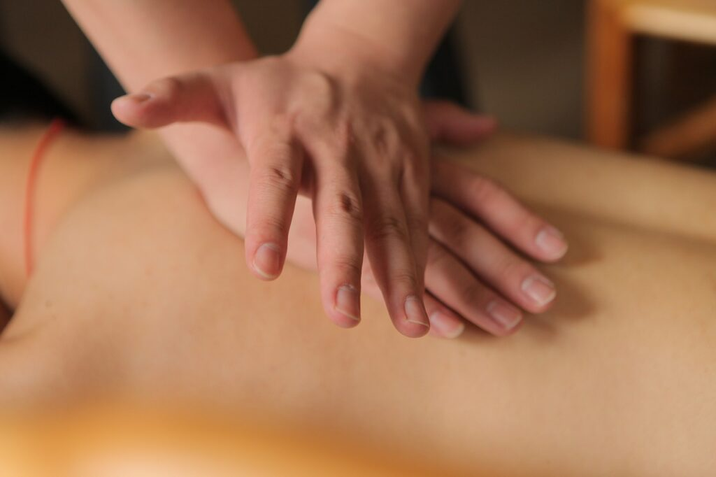 traditional chinese, massage, techniques